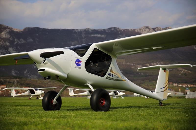 samolot pipistrel bush plane
