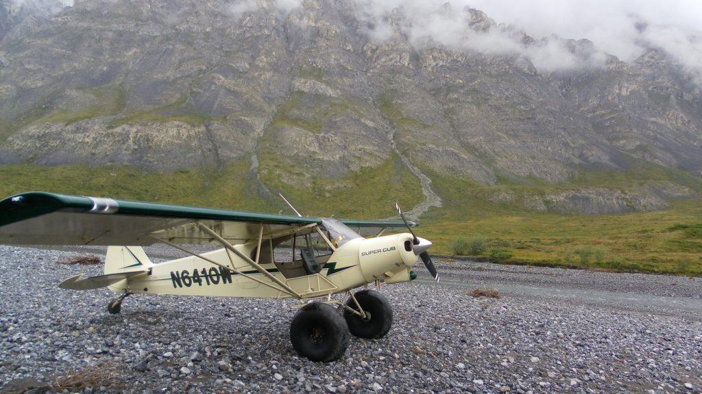 bush plane cub