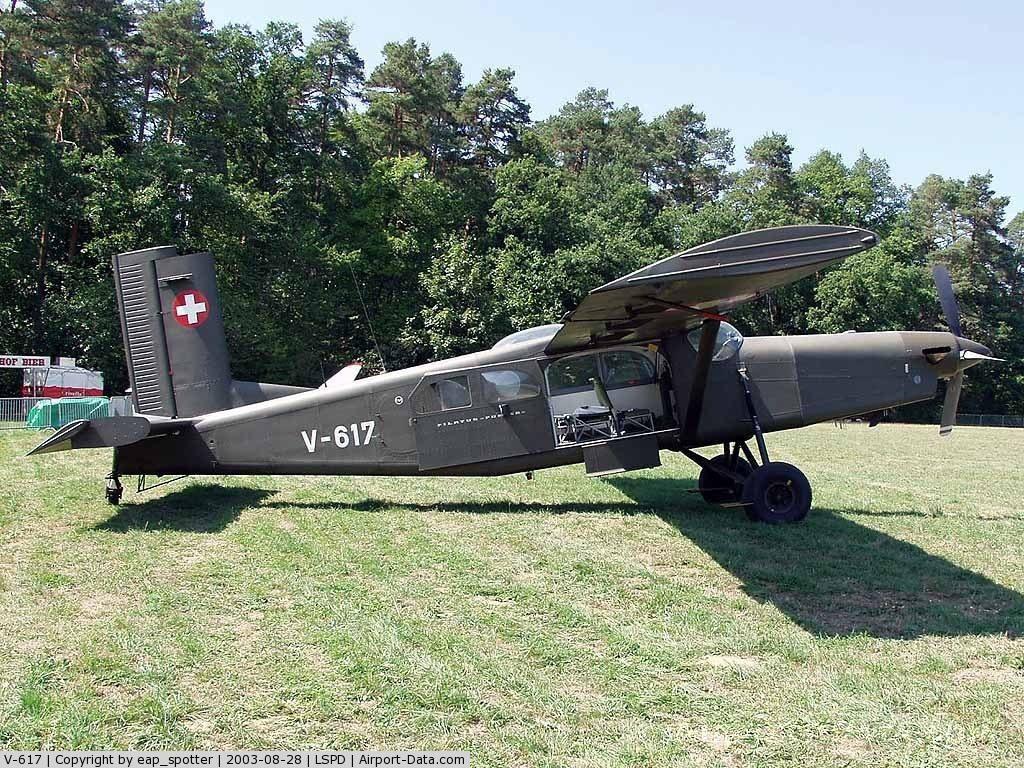 samolot bush plane pilatus pc-6