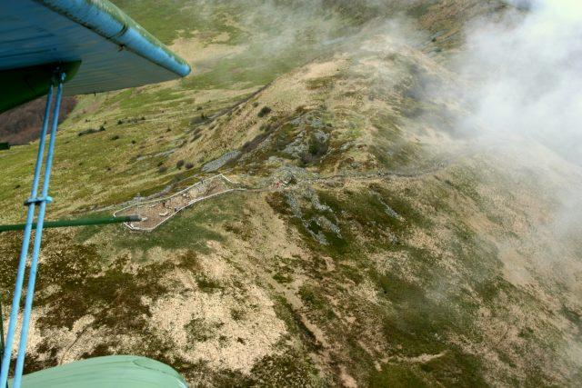 loty widkowe bieszczadzki park narodowy