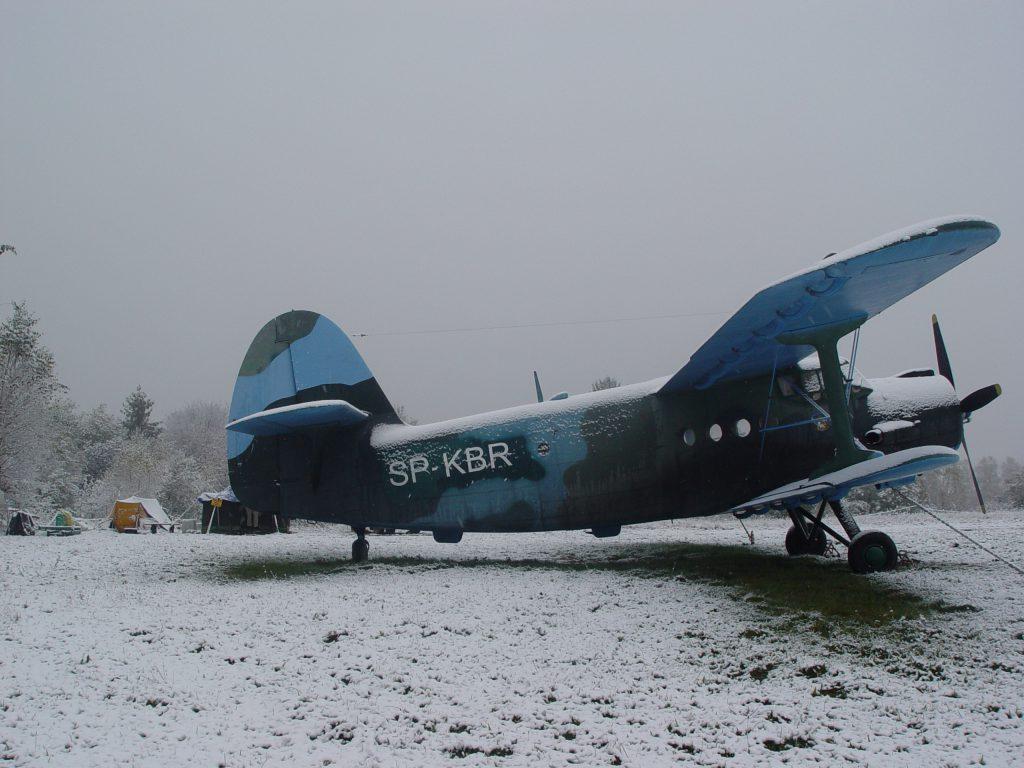 Pilotaż w zimie
