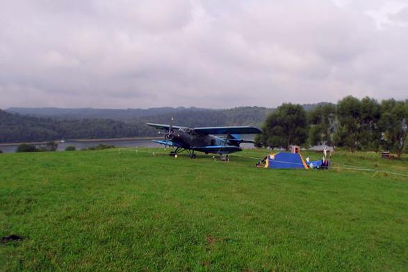 samolot an-2